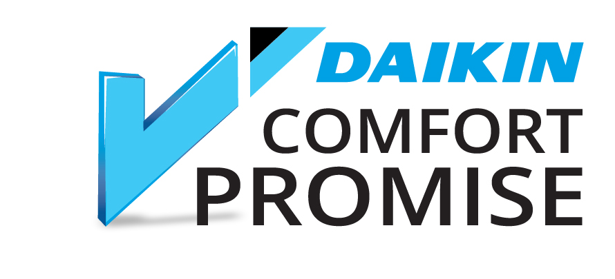 DuctWorks Heating & Air Conditioning | Daikin Comfort Promise