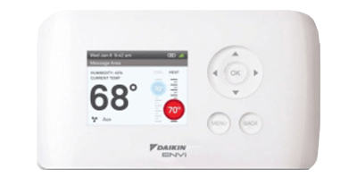 DuctWorks Heating & Air Conditioning | Thermostat