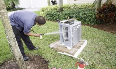 DuctWorks Heating & Air Conditioning | A/C Cleaning